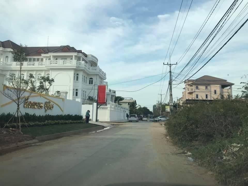 Land for in Sangkat Phnom Penh Thmei