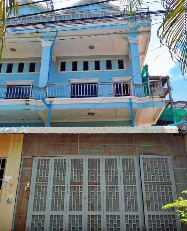 House for Rent & Sale At Terk Thlar , Sen Sok