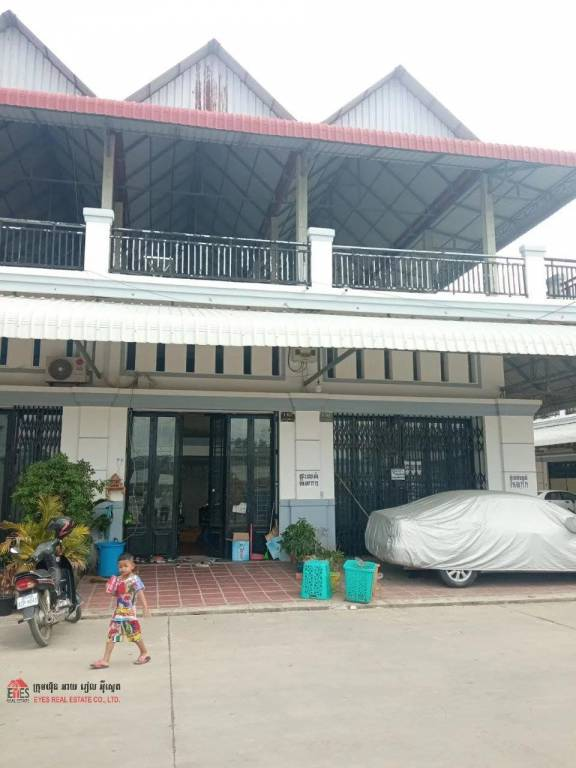 Flat for sale in Borey Chamkar Dong