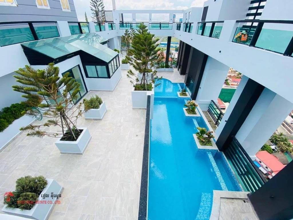 UK condo for sale and rent at Toul Kouk