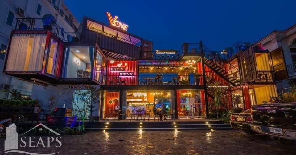 Restaurant/sky bar for rent