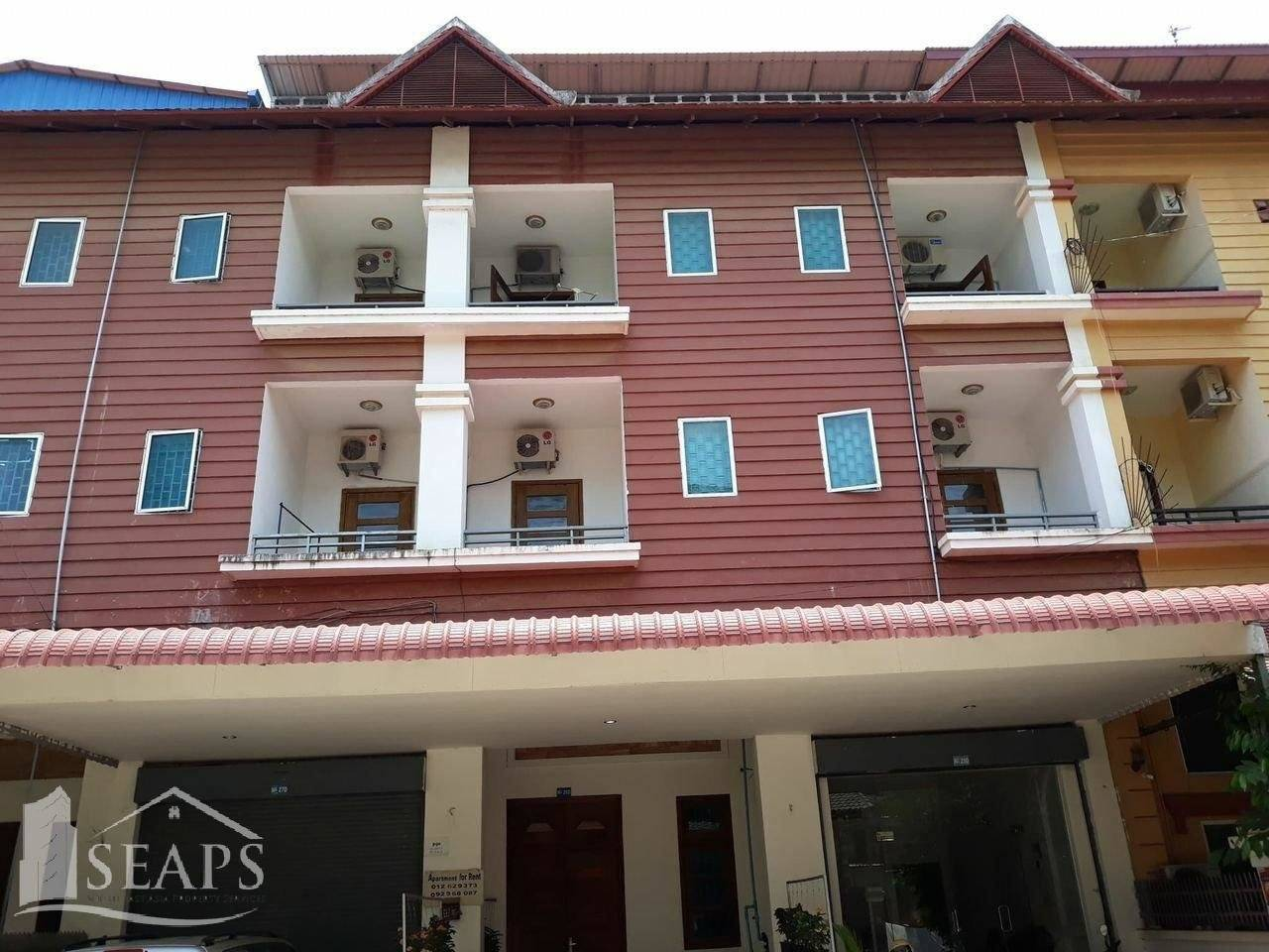 Rental Flat House Siem Reap