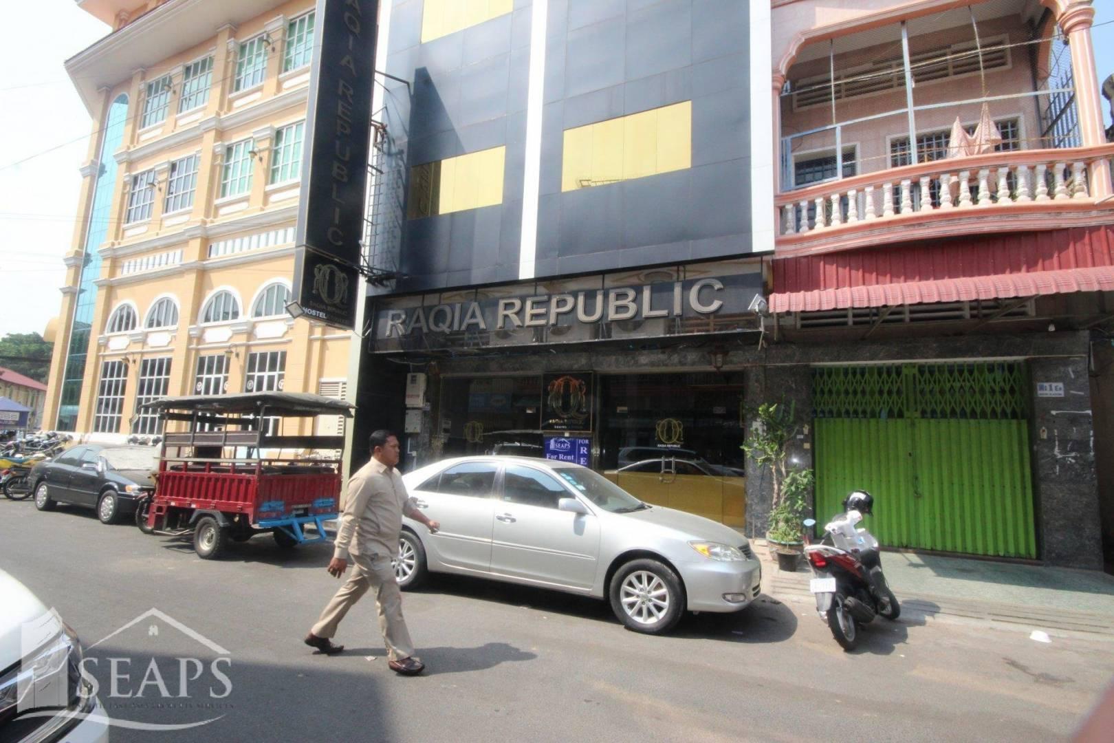 Rental Business Daun Penh