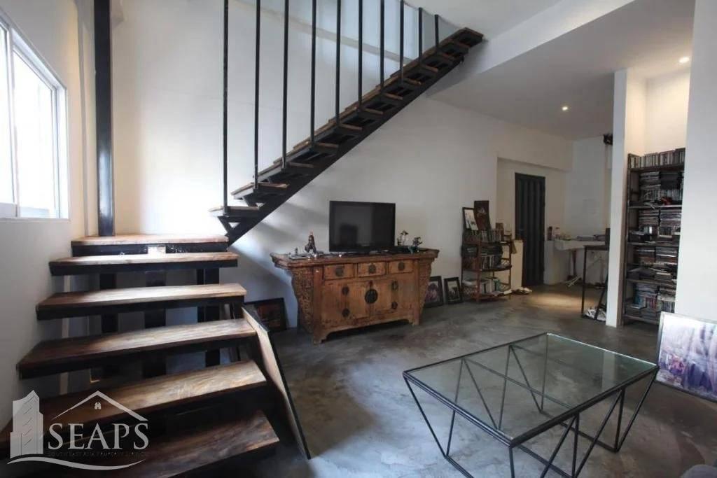 $450 P.M modern 1 bed 2 bath duplex in Khan 7 makara.