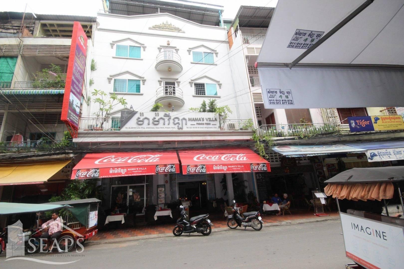 Sale Business Phnom Penh