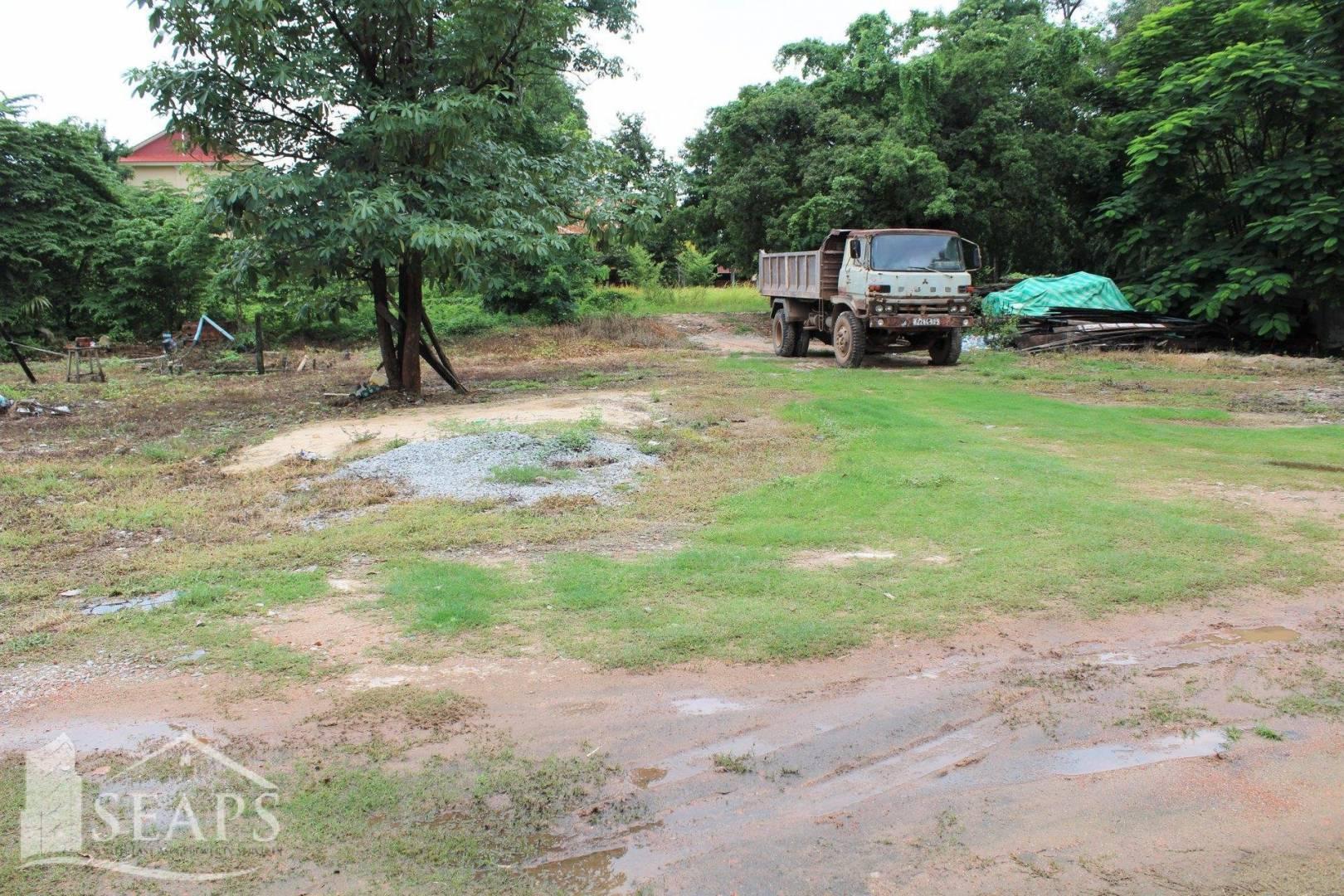 Sale Commercial land Siem Reap