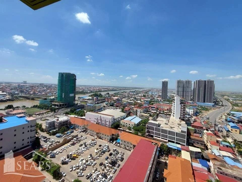 CONDO FOR SELL LOCATED IN TONLE BASAC AREA