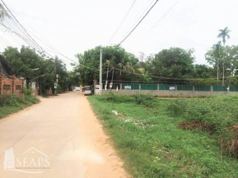 出售 土地情节 Siem Reap