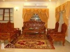 Villa for rent available in Tonle Bassac district.