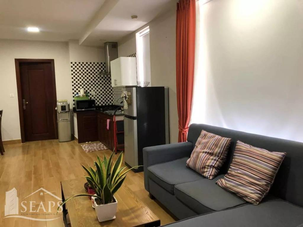 2 Bedrooms Apartment for Rent - Bassac Lane.