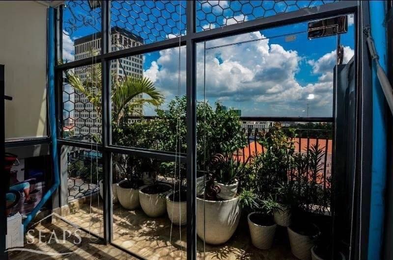 1 Bedroom Apartment for Rent - Wat Phnom.