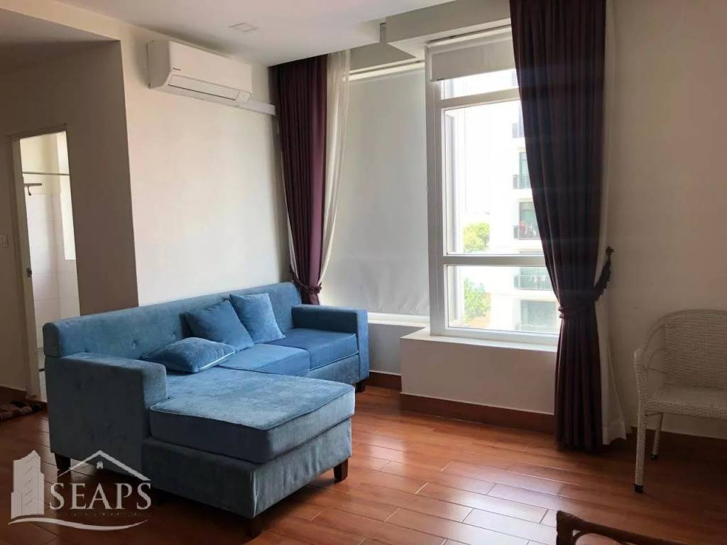 1 Bedrooms Apartment for Rent - Bassac Lane.