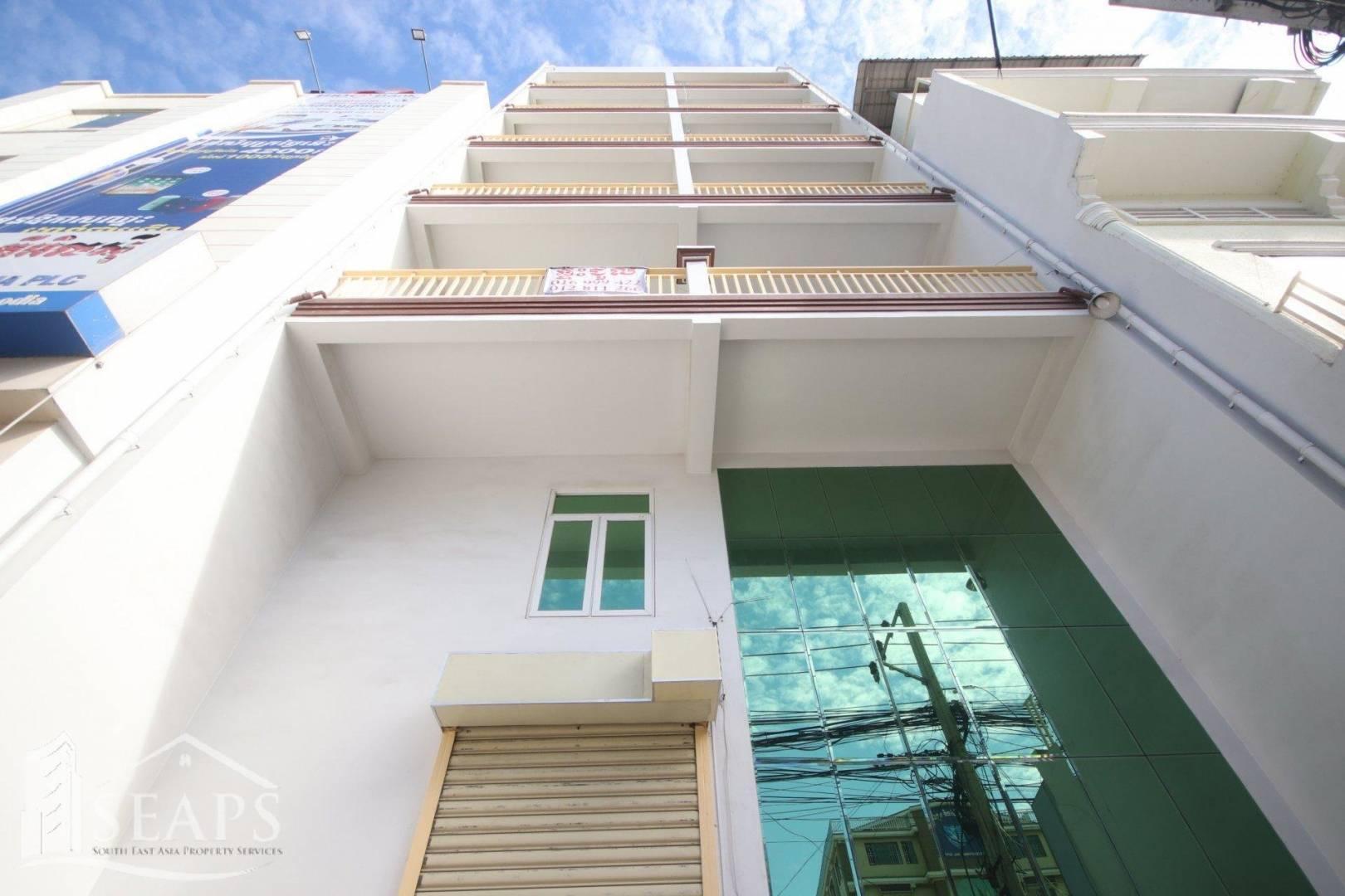 Rental Building Chbar Ampov