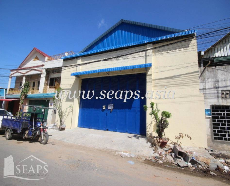 NEW WAREHOUSE - FOR RENT - NEAR CHINESE EMBASSY