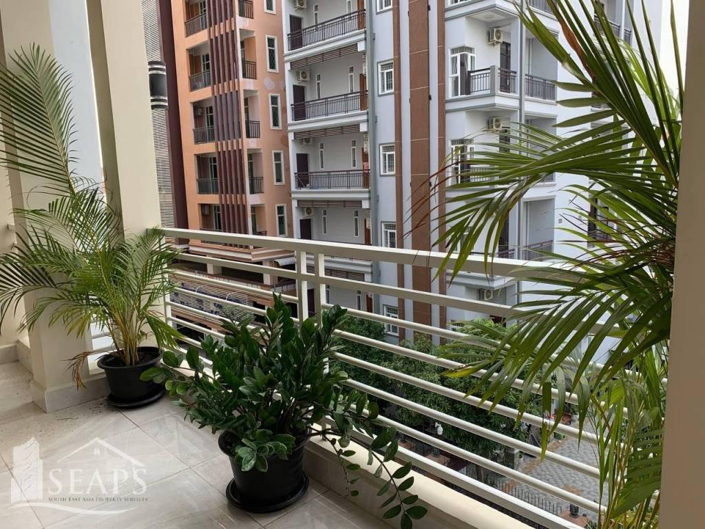 2 Bedroom Apartment for Rent - Toul Tum Poung 1
