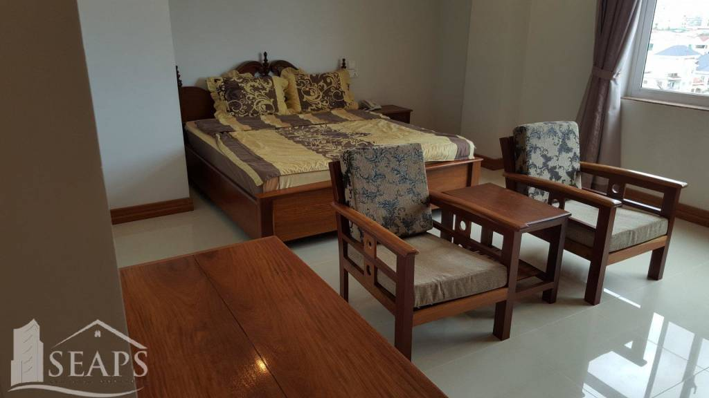 QUALITY SERVICED STUDIO APARTMENT FOR RENT