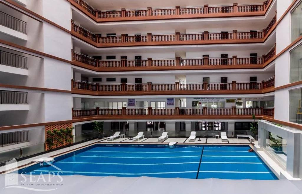 1BEDROOMS CONDO FOR SELL IN CHROY CHANGVAR.