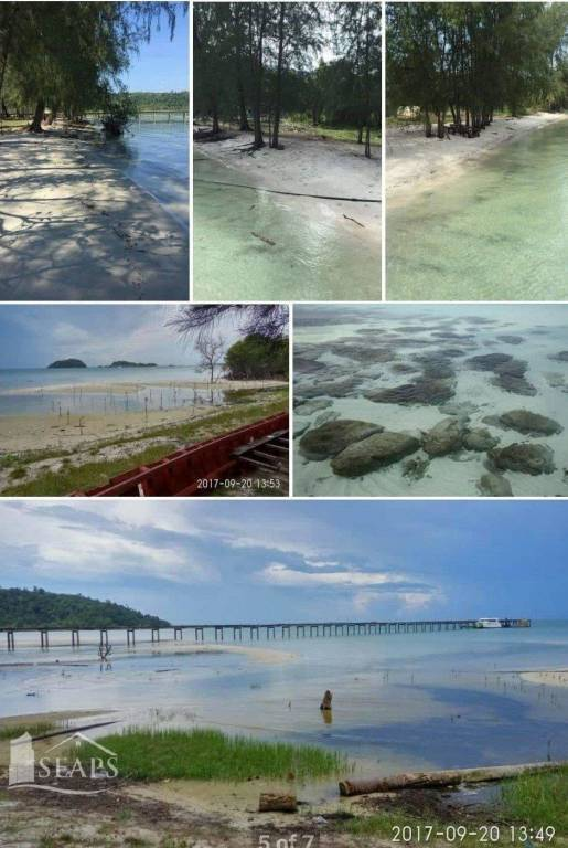 Land For Sale In Koh Rong Island 13500sqm, Sihanouk Ville