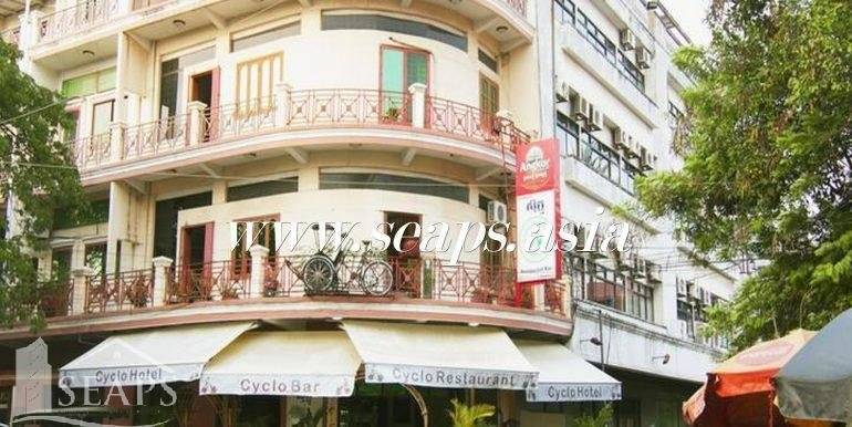 UNIQUE, ICONIC, HOTEL BUILDING FOR SALE