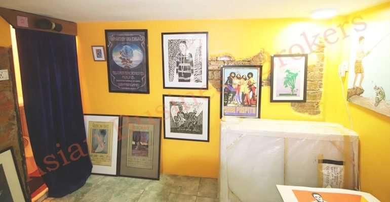 Art Gallery in Daun Penh for Sale