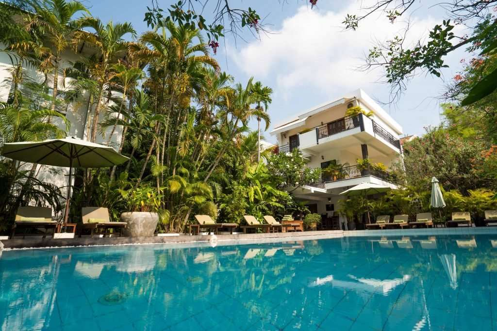 Exquisite Boutique Villa in Secluded Phnom Penh