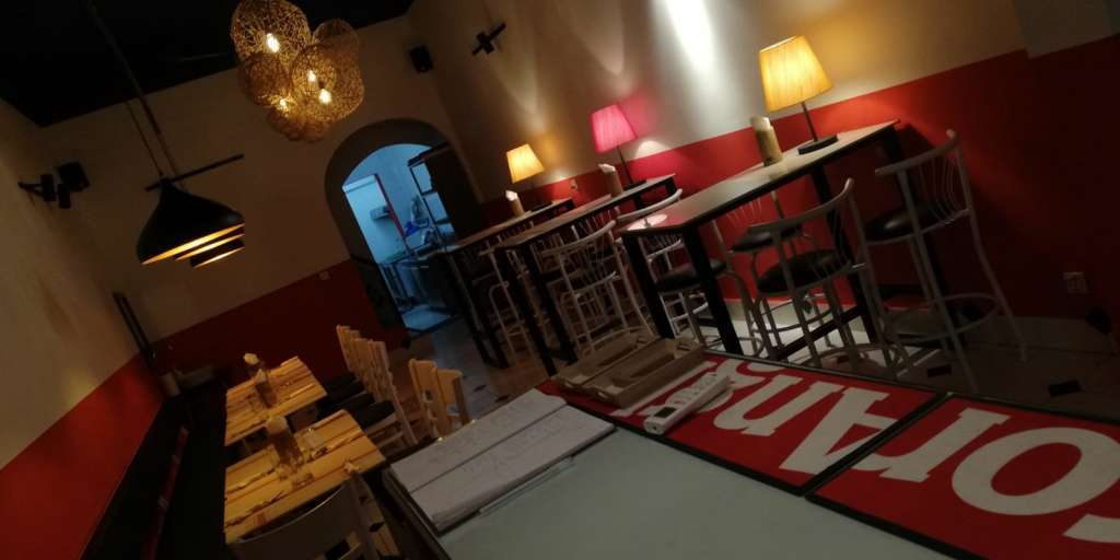 Pizza Restaurant - For Sale - Good Location - Russian Market