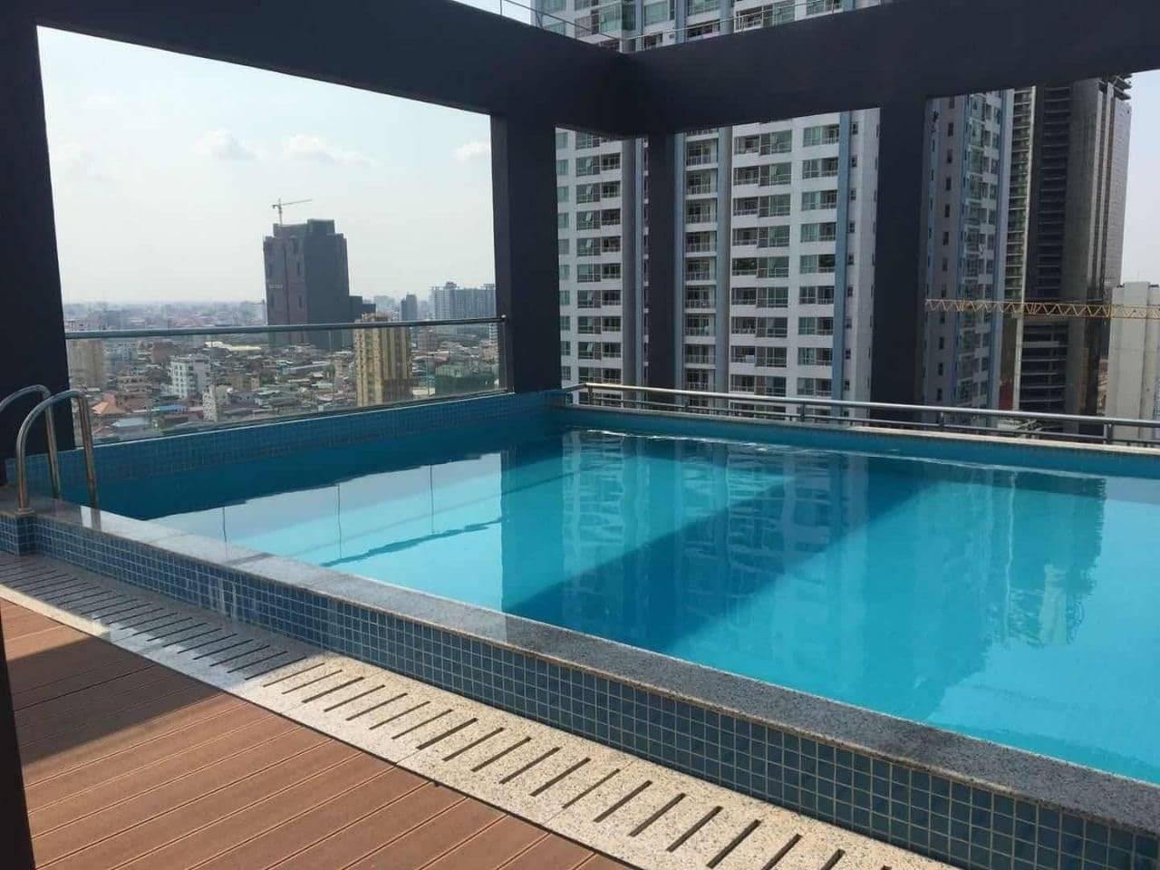 Rental Serviced apartment Chamkarmon