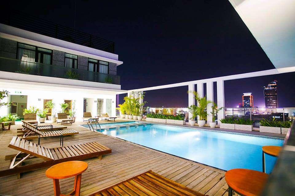 Rental Condo Daun Penh