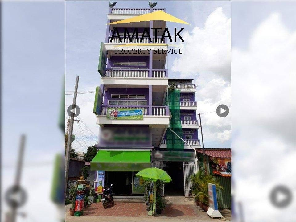 Sale Building Toul Kork