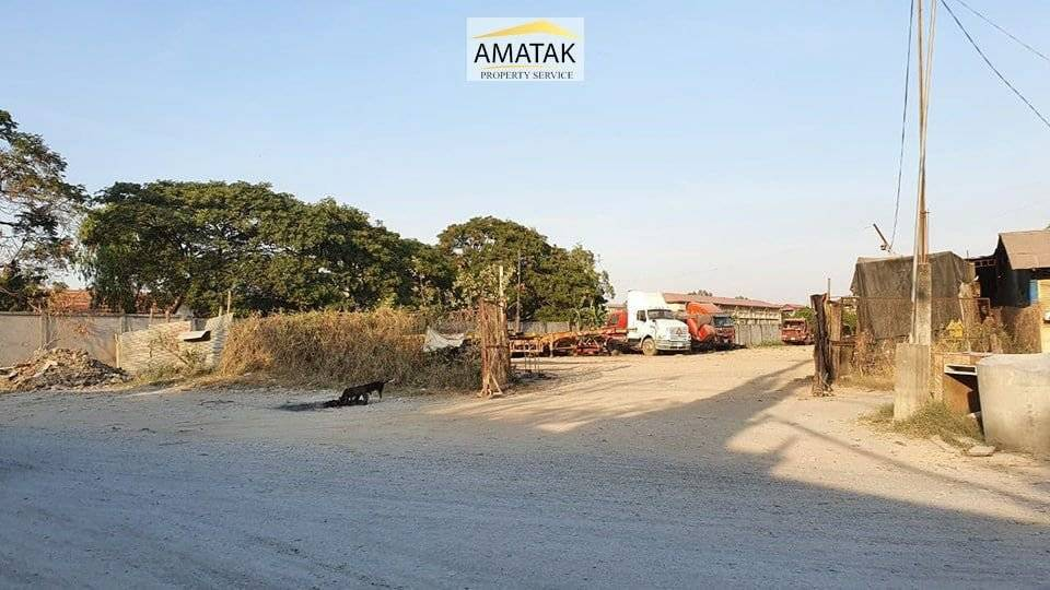 Land with good price for Sale near Choam Chao roundabout