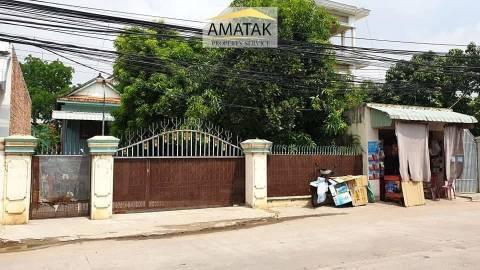 Sale Residential land Chbar Ampov