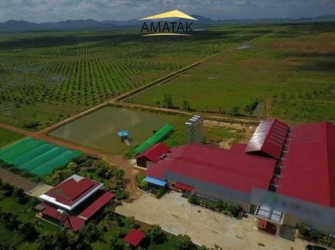 出售 商业用地 Thpong