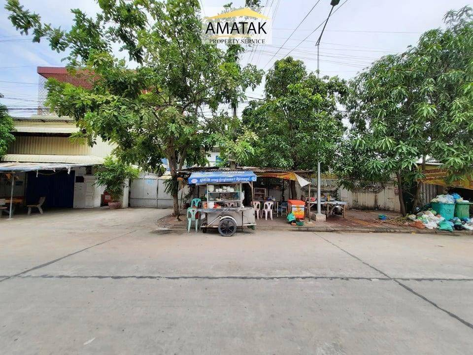 Sale Commercial land Toul Kork Boeung Kak 1