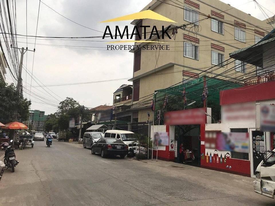 出售 商业用地 Sen Sok Tuek Thla
