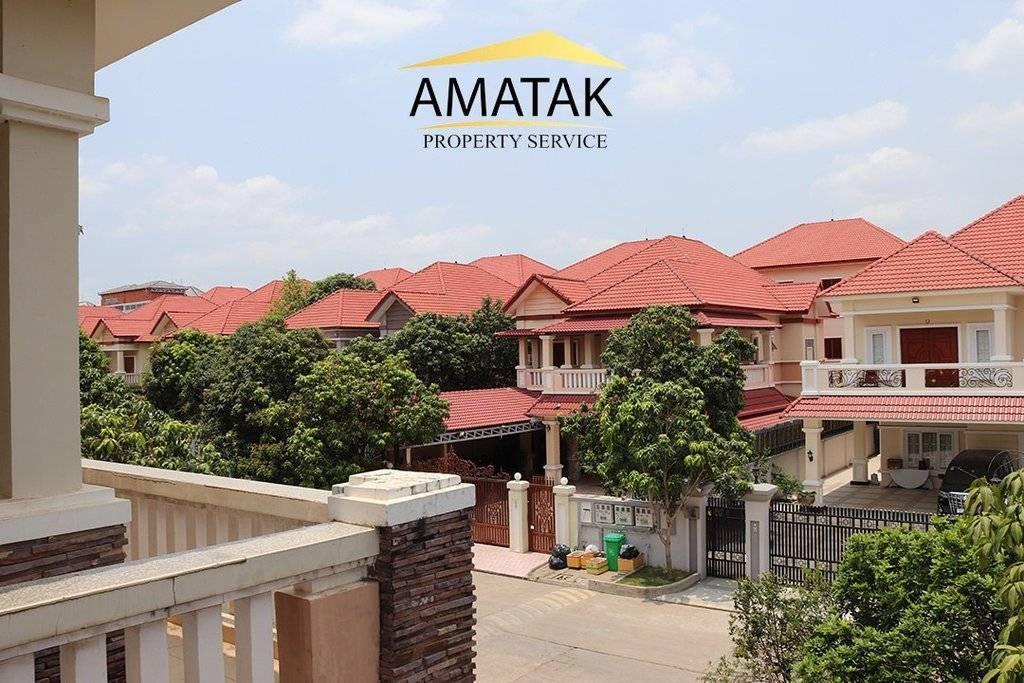 出售 别墅 Sen Sok Phnom Penh Thmey