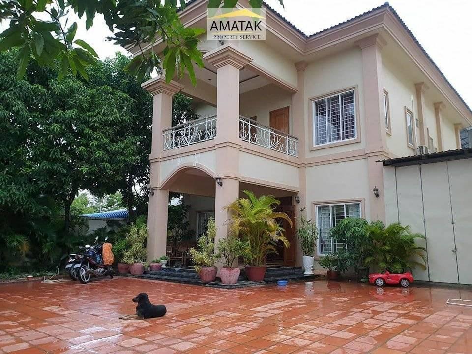 Sale Villa Sen Sok Phnom Penh Thmey