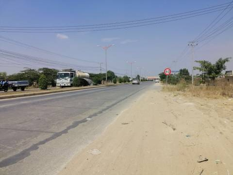 Rental Commercial land Meanchey
