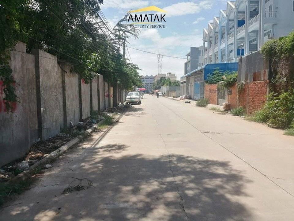 出售 住宅用地 Sen Sok Kouk Khleang