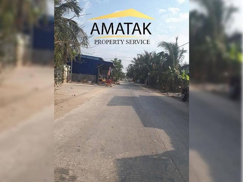 Sale Plot of land Ta Khmau