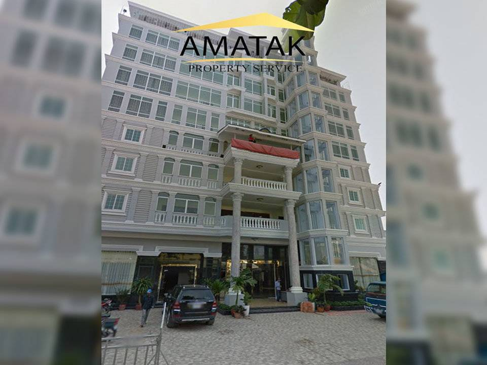 Hotel 9 floors for sale