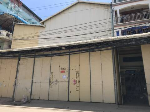 Rental Warehouse Meanchey