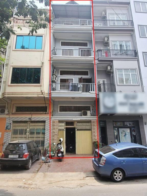 出售 平房子 Chamkarmon Tonle Bassac