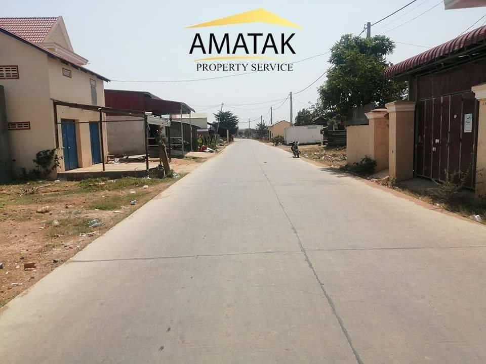 出售 商业用地 Sen Sok Krang Thnong