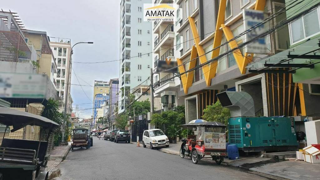 Sale Apartment 7 Makara Boeung Prolit